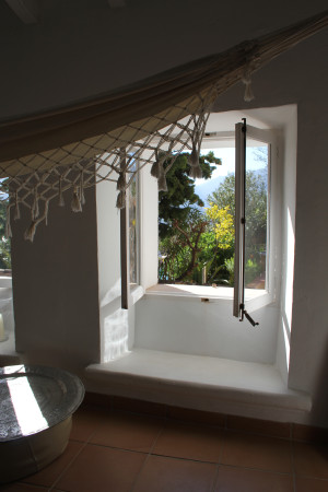 Why not a hammock in the bedroom?
