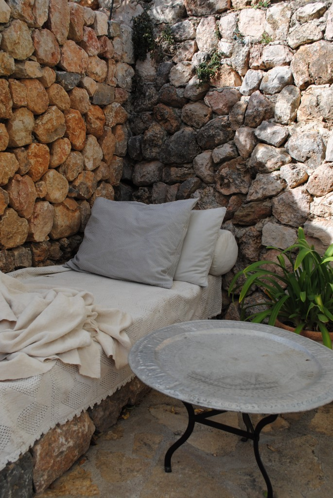 A perfect spot for a siesta ...